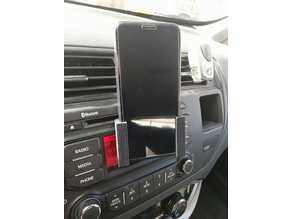 Phone holder car (cd tray)