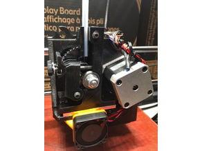 Lulzbot Hexagon Extruder Modification