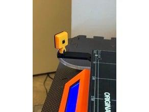 Prusa i3 MK2S Inverted Pi Camera Mount w/ Extender