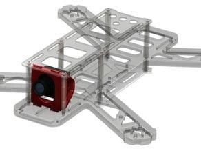QAV250 25x25mm Camera Mount (adjustable tilt angle)