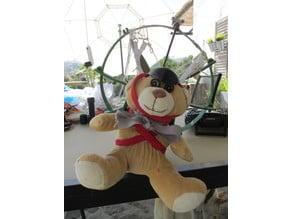 Ted v3.0 HobbyKing Paramotor Gondola