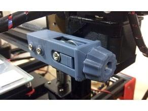 Tronxy X3 x-belt tensioner