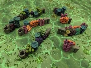 DungeonStick - Ocean Coral