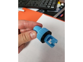 Air Valve Adapter Plug for Inflatable Kayak or Device