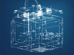 MBot Cube 3D Printer Kit