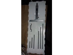 Depth Micrometer Holder