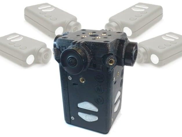 camera dashcam 360