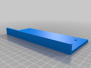 Cabinet handle jig for IKEA TYDA customizeable