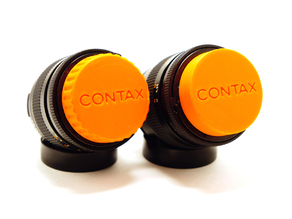 Rear lens cap for CONTAX / YASHIKA lens mount