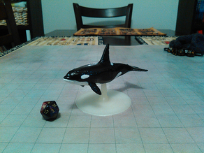 Killer Whale for Tabletop Gaming