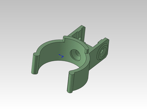 motor mount for 20mm extrusion