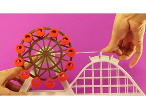 Ferris Wheel Tape Dispenser