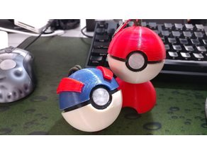 Pokemon Go Plus - Great ball case