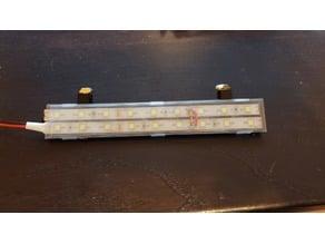 Diffuser for Ender 3 Gantry LED Holder