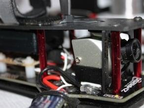 FatShark Pilot HD V2 mount for ZMR250 Frame (V2 PDB)