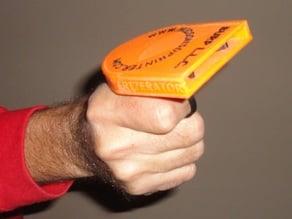 Frizerator H-3, Frisbee Shooting Gun