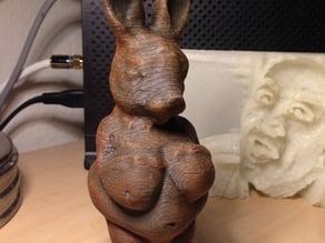 Bunny of Willendorf