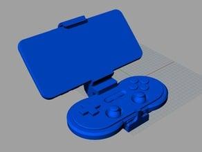 8Bitdo NES30 Pro clip
