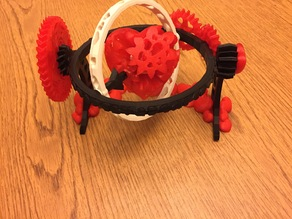The Fantastical Gyroscopic Heart Gears Valentine!