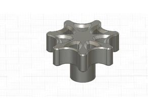 small - Creality Extruder Knob