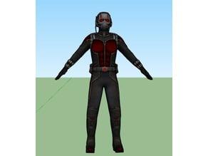 Ant-Man figurine