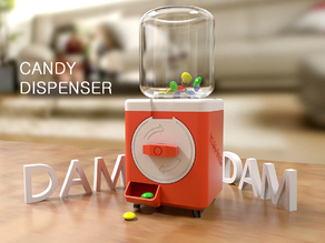 dam-dam candy dispenser