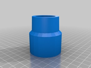 40mm PVC to pool hose adapter.