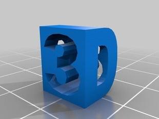 """""""3D"""" Sculpture"""