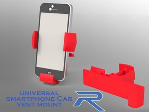 Universal Smart Phone Car Vent Mount