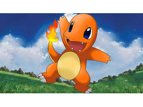 Pokémon - Salamèche HD ( Charmander )