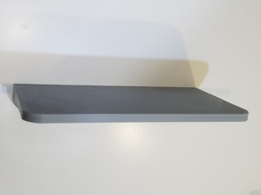 Small low profile shelf 14.5x8cm