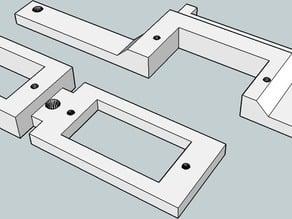 plotclock 3D printed parts