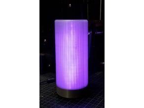 RGB Mood Lamp (WiFi Controlled)