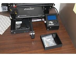 Tray for Ender 3 printer