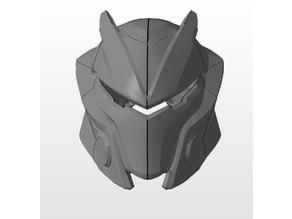 Wearable Fortnite Omega Helmet