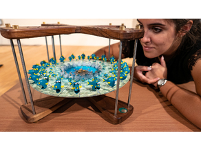 4-Mation: Fish eating Fish 3D Zoetrope