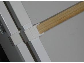 """Internal separator for Ikea Maximera """"medium"""" size Drawer """"metal"""" version"""
