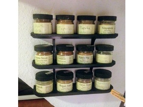 Spice Rack for Penzey's Spices