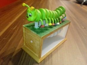 Nemoriko´s : Little motley Caterpillar