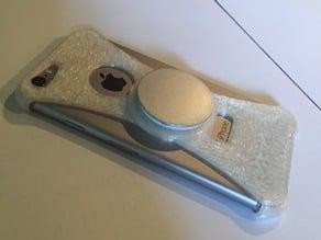 iPhone 6/6s Pop Socket Integrated Case