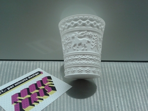 Weekly Cup 50, Just in time for Xmas...