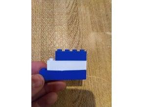 The Mythical 5x1 Lego Brick