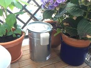 Battery-powered Water Level Sensor