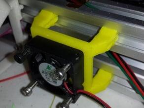 30MM Fan Mount for Kossel 2020 Printer