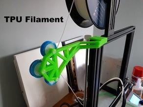 Ye Olden Filament Guide (Ender 3 or Similar Frame)