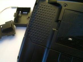 9XR pro module tray cover for FrSky XJT module