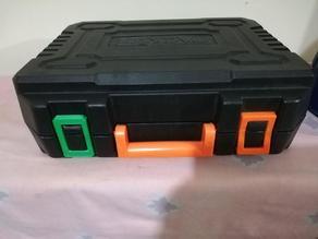 Tacklife cordless drill Compact case clip