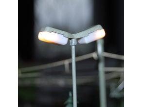 Caps for Märklin street lamps 7282