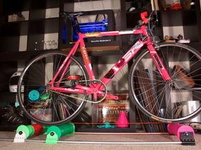 3D printed Bike rollers