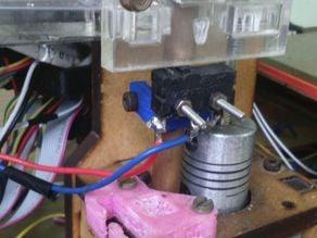 M8 rod endstop mount for graber/prusa